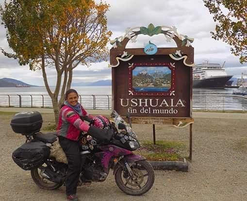 Viajes En Moto Por Suramerica